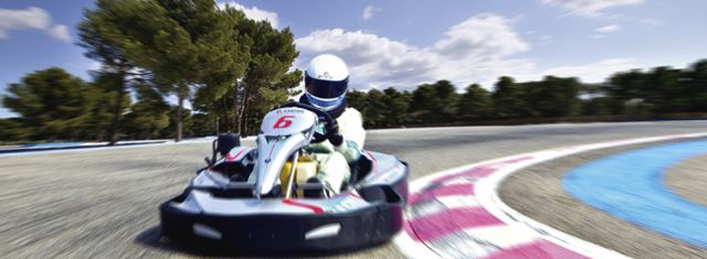 S'initier au Karting