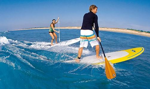 Comment pratiquer le stand up paddle ?