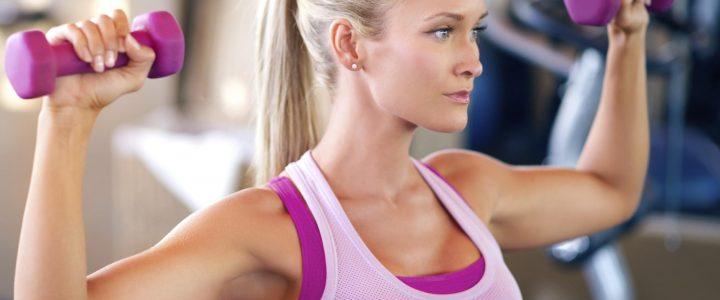Utiliser des haltères pour tonifier et muscler efficacement le haut du corps