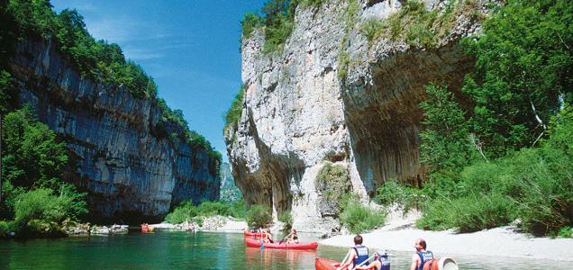 Où faire du canoë-kayak dans le Sud de la France