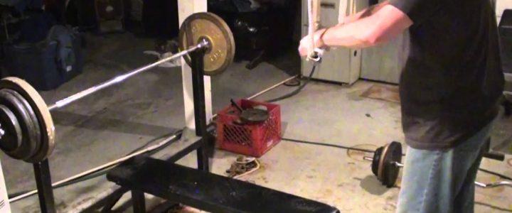 Idées d'équipements de musculation à faire soi-même